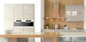oberflächenveredelung hochglanz küchen